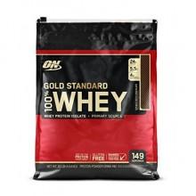 Протеин Optimum Nutrition 100% Whey Gold Standard 4.54 кг Double Rich Chocolate